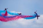 チャッピー・シミズさんが、ミラマー海兵隊航空ステーション で撮影したイギリス空軍 BAe Hawk T1の航空フォト(写真)
