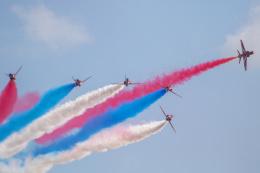 チャッピー・シミズさんが、ミラマー海兵隊航空ステーション で撮影したイギリス空軍 BAe Hawk T1の航空フォト(飛行機 写真・画像)
