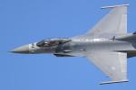 totsu19さんが、小松空港で撮影したアメリカ空軍 F-16CM-50-CF Fighting Falconの航空フォト(写真)