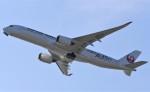 鉄バスさんが、関西国際空港で撮影した日本航空 A350-941の航空フォト(飛行機 写真・画像)