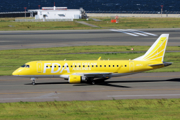 yabyanさんが、中部国際空港で撮影したフジドリームエアラインズ ERJ-170-200 (ERJ-175STD)の航空フォト(写真)