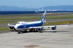 yabyanさんが、中部国際空港で撮影したカーゴロジックエア 747-4EVF/ER/SCDの航空フォト(飛行機 写真・画像)