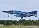 じーく。さんが、茨城空港で撮影した航空自衛隊 RF-4E Phantom IIの航空フォト(写真)