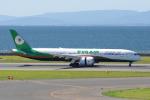 yabyanさんが、中部国際空港で撮影したエバー航空 787-9の航空フォト(飛行機 写真・画像)