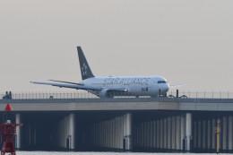 kuro2059さんが、羽田空港で撮影した全日空 767-381/ERの航空フォト(写真)