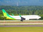 むらさめさんが、新千歳空港で撮影した春秋航空日本 737-81Dの航空フォト(写真)
