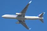 cassiopeiaさんが、成田国際空港で撮影した全日空 767-381/ERの航空フォト(写真)