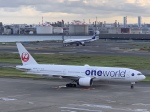 Akihiko Kanazawaさんが、羽田空港で撮影した日本航空 777-246の航空フォト(写真)