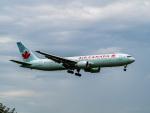 名無しの権兵衛さんが、成田国際空港で撮影したエア・カナダ 767-375/ERの航空フォト(写真)