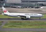 雲霧さんが、羽田空港で撮影した日本航空 777-246/ERの航空フォト(写真)