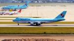 FlyingMonkeyさんが、仁川国際空港で撮影した大韓航空 747-4B5の航空フォト(写真)