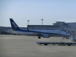 ヒロリンさんが、羽田空港で撮影した全日空 737-881の航空フォト(飛行機 写真・画像)