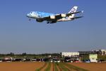 ☆ライダーさんが、成田国際空港で撮影した全日空 A380-841の航空フォト(写真)