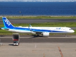 FT51ANさんが、羽田空港で撮影した全日空 A321-272Nの航空フォト(写真)