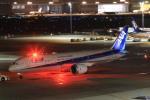 rokko2000さんが、羽田空港で撮影した全日空 787-9の航空フォト(写真)