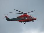 ONOさんが、能登空港で撮影した三井物産エアロスペース AW139の航空フォト(写真)