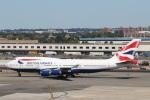 安芸あすかさんが、ジョン・F・ケネディ国際空港で撮影したブリティッシュ・エアウェイズ 747-436の航空フォト(写真)