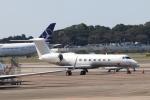 mogusaenさんが、成田国際空港で撮影したNolinor Aviation  G-V-SP Gulfstream G550の航空フォト(写真)