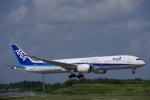 JA8037さんが、成田国際空港で撮影した全日空 787-9の航空フォト(写真)