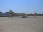 ヒロリンさんが、ザグレブ空港で撮影したDHLエア UK 757-236(SF)の航空フォト(写真)