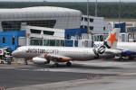 kuro2059さんが、クアラルンプール国際空港で撮影したジェットスター・アジア A320-232の航空フォト(飛行機 写真・画像)