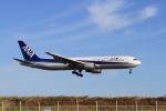 516105さんが、鳥取空港で撮影した全日空 767-381の航空フォト(写真)