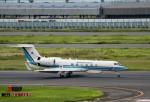 HND_fanさんが、羽田空港で撮影した海上保安庁 G-V Gulfstream Vの航空フォト(写真)