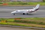 HND_fanさんが、羽田空港で撮影した読売新聞 560 Citation Encore+の航空フォト(写真)