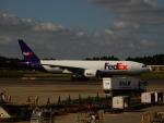 kiyohsさんが、成田国際空港で撮影したフェデックス・エクスプレス 777-F28の航空フォト(飛行機 写真・画像)