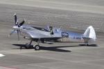 リンリンさんが、名古屋飛行場で撮影したイギリス企業所有 361 Spitfire LF9Cの航空フォト(写真)