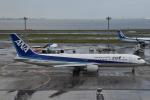 美月推しさんが、羽田空港で撮影した全日空 767-381/ERの航空フォト(写真)