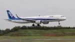 raichanさんが、成田国際空港で撮影した全日空 A321-272Nの航空フォト(写真)