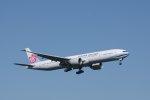 kitayocchiさんが、新千歳空港で撮影したチャイナエアライン 777-309/ERの航空フォト(写真)