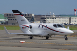 yabyanさんが、名古屋飛行場で撮影した朝日航洋 HA-420の航空フォト(写真)