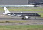 雲霧さんが、羽田空港で撮影したスターフライヤー A320-214の航空フォト(写真)