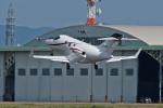 スカルショットさんが、名古屋飛行場で撮影した朝日航洋 HA-420の航空フォト(飛行機 写真・画像)
