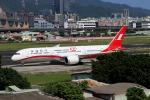 HLeeさんが、台北松山空港で撮影した上海航空 787-9の航空フォト(写真)