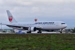 Dojalanaさんが、函館空港で撮影した日本航空 767-346/ERの航空フォト(写真)