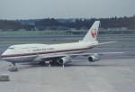 エルさんが、成田国際空港で撮影した日本航空 747-346の航空フォト(写真)