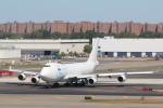 安芸あすかさんが、ジョン・F・ケネディ国際空港で撮影したASLエアラインズ・ベルギー 747-4B5F/ER/SCDの航空フォト(写真)