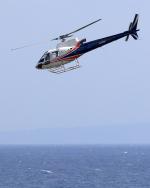 CL&CLさんが、奄美空港で撮影したノエビア AS350B3 Ecureuilの航空フォト(写真)