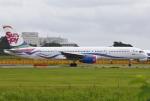 あしゅーさんが、成田国際空港で撮影したサンデー・エアラインズ 757-21Bの航空フォト(写真)