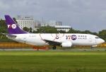 あしゅーさんが、成田国際空港で撮影したYTOカーゴ・エアラインズ 737-3Y0(SF)の航空フォト(飛行機 写真・画像)