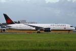あしゅーさんが、成田国際空港で撮影したエア・カナダ 787-9の航空フォト(飛行機 写真・画像)