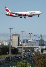 planetさんが、リスボン・ウンベルト・デルガード空港で撮影したエア・カナダ・ルージュ 767-333/ERの航空フォト(写真)