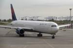 planetさんが、バルセロナ空港で撮影したデルタ航空 767-432/ERの航空フォト(写真)