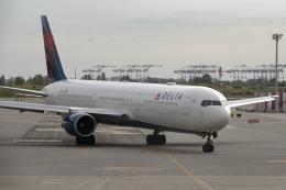 planetさんが、バルセロナ空港で撮影したデルタ航空 767-432/ERの航空フォト(飛行機 写真・画像)