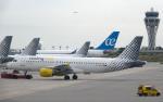 planetさんが、バルセロナ空港で撮影したブエリング航空 A320-214の航空フォト(写真)