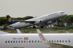 planetさんが、バルセロナ空港で撮影したルフトハンザドイツ航空 A321-231の航空フォト(写真)
