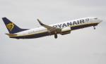 planetさんが、バルセロナ空港で撮影したライアンエア 737-8ASの航空フォト(写真)